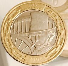 2006 £2 COIN ISAMBARD KINGDOM BRUNELL HEAD RARE TWO POUNDS