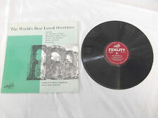 Norman Meyer London Pro Musica Symphony Worlds Best Loved Overtures  Vinyl LP