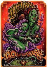 Rockin Jelly Bean Japan mini Art Poster Print Mambo Goddess Graphics Genie