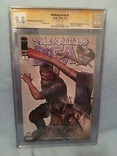 Walking Dead #1 Wizard World Cleveland (Image) CGC SS Greg Horn 9.8