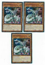 X3 YUGIOH CYBER VALLEY LEDD-ENB06 COMMON IST IN HAND