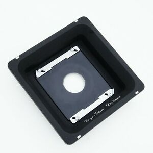 Toyo-View Deluxe Recessed Lens Board w/ Copal #0 Inner Board Hole
