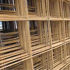 A142 Concrete Reinforcement Steel Mesh 4800mm x 2400mm Sheets - 10 Sheet Deal