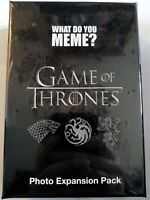 What Do You Meme? - Game of Thrones Photo Expansion Pack - New & Sealed