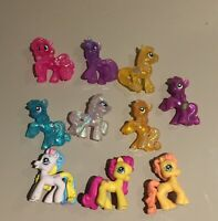 My Little Pony G4 Mini Blind Bags G3 Ponyville Gift Bag Stocking Filler Bundle