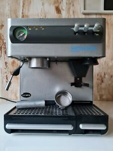 Nemox Napoletana Espresso Coffee Machine Espressomaschine mit Mahlwerk