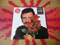 ♫♫♫ Ringo Starr - Stop And Smell The Roses - Beatles - McCartney/Harrison*LP ♫♫♫