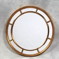 Unbranded Round Decorative Mirrors with Bevelled