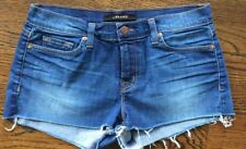 J Brand Cutoff Denim Shorts in Karma Size 28