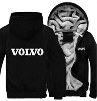 HOT Volvo Schwifty HOODIE Winter Zipper Coat Jacket Sweatshirts ZIP UP Coat