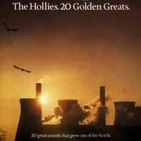 THE HOLLIES 20 GOLDEN GREATS CD (GREATEST HITS / THE VERY BEST OF)