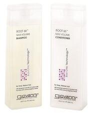 Giovanni, Wurzel 66 Max Volumen Haarspülung Shampoo Set
