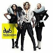 BWO-PANDEMONIUM THE SINGLES COLLECTION CD   New