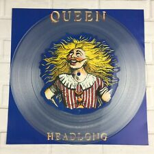 "Queen - Headlong 12"" Maxi-Single Clear Picture Disc (United Kingdom) 1991 - Rare"
