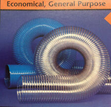 2''ID CVD CLEAR PVC HOSE/DUCTING WITH WIRE HELIX***SOLD PER FOOT***