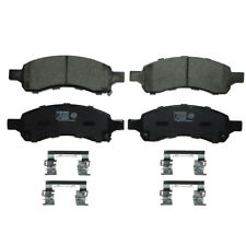 Disc Brake Pad Set Front Federated D1169AC