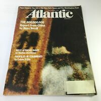 The Atlantic Magazine: Nov 1971 - The 800,000,000 Report from China by Ross T.