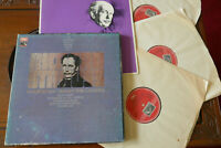 RUDOLF KEMPE ORCHESTRAL MUSIC OF RICHARD STRAUSS VOL 2 3LP BOX SLS 880 NR MINT