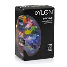 Dylon Pre-dye Machine 600g - Dye Pre Fabric Clothes 350g Colours Salt Includes