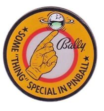 The ADDAMS FAMILY Pinball Machine Plastic Promo Coaster Thing Original NOS Bally