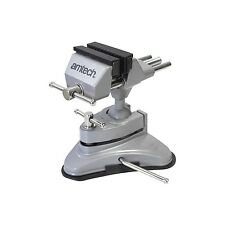 MINI Table Top Morsa Clamp con una forte aspirazione base HOBBY CRAFT Electronics modello