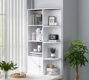 Modern Sideboard Storage Cabinet Shelves Cube Bookcase Bookshelf Display Shelf