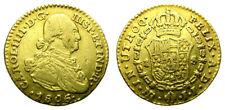 CARLOS IIII. 1 ESCUDO. 1806. NUEVO REINO ( BOGOTA ). MUY ESCASA