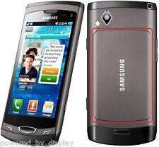 Samsung original GT-S8530 Wave II - Akkudeckel / Backcover