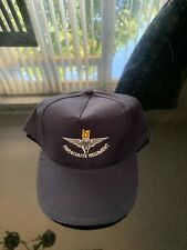 Parachute Regiment Embroidered On A Cap (Navy)
