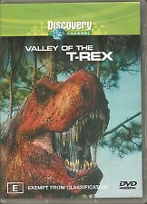 Discovery Channel - Valley of the T-Rex