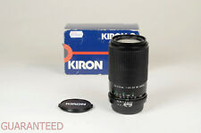 Kiron lens 70-210 mm. F. 4.5-5.6 Ai-S MF per Nikon - Garanzia Tuttofoto.com