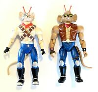 CHOOSE: 1993 Vintage Biker Mice From Mars Action Figure * Combine Shipping