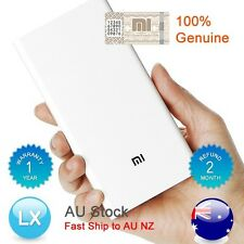 Genuine Xiaomi 20000mAh USB External Mobile Power Bank Portable Battery Charger