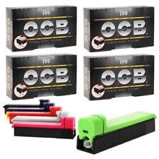 Pack Tubeuse Colour Design avec 4 boites de tubes OCB