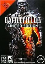 Battlefield 3: Limited Edition  (PC, 2011)