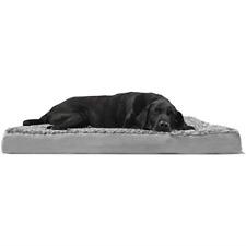 New listing Big Comfort Extra Large Dog Washable Cover Memory Foam Orthopedic Bed Xxl Jumbo