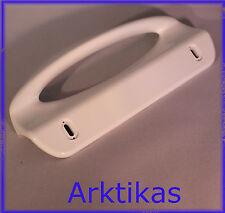 Zanussi Electrolux porte du réfrigérateur poignée blanc modèles 2061766024 BRANDT