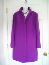 $309 NWT TALBOTS WOOL THINSULATE ORCHID PURPLE COAT 18WP 2XP 2X Petite (G86ser)