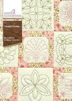 Traditions Anita Goodesign Embroidery Machine Design CD