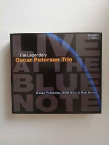 Oscar Peterson Trio: The Legendary. Coffret 4 CD.