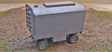 MGM 080-027 1/72 Resin WWII German 5T Trailer with Closed Construction