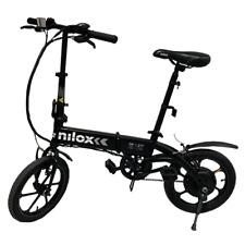 Nilox E-Bike DOC  X2+ Elektrofahrrad 250W Schwarz 16 Zoll Faltbar 25km/h