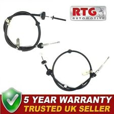 Hand Brake Cables Left + Right For Land Rover Discovery 04-17 Range Rover Sport