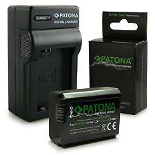 Batteria Patona Standard per Sony Np-fw50 Nex-3 Nex-5 Nex-6 Nex-7 Nex-c3 Nex-f3