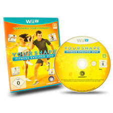 Nintendo Wii u Game Your Shape Fitness Evolved 2013 Boxed