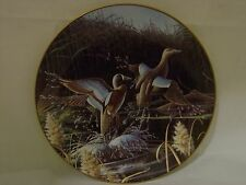 Knowles Michael Budden Heavenward 6Th In Free As The Wind Series Collector Plate