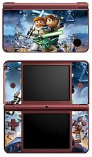 VINYL SKIN STICKER FOR NINTENDO DSI XL - REF 26 LEGO STAR WARS
