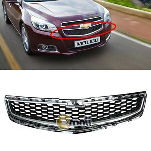 Front Low Grille Guard for GM Chevrolet 2012+ Malibu OEM Parts