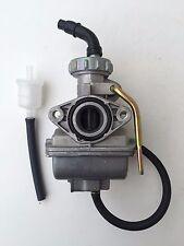 Carburetor PZ20 Fits 50 70 90 110 125cc ATV Quad Go Kart UTV  SunL Tao Tao
