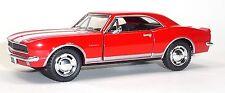 NEU: 1967 Camaro Z-28 rot Sammlermodell 1:37 ca. 12,8cm Neuware von KINSMART